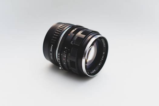 Aperture Lens Regulator Free Photo
