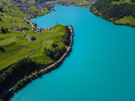 Water Lake Landscape Free Photo