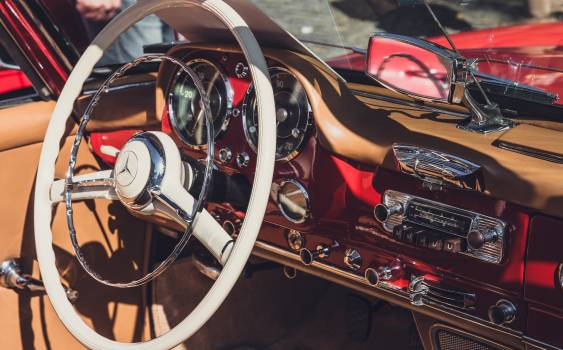 Steering wheel Cockpit Control #365189