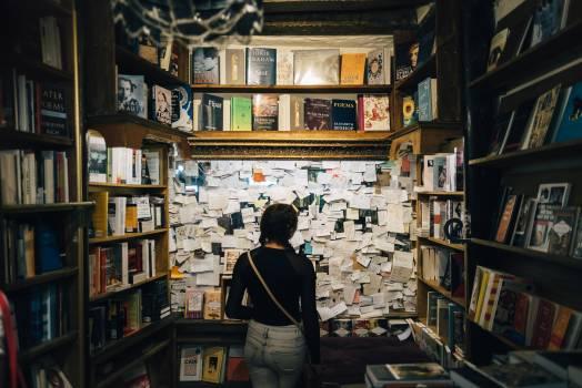 Bookshop Shop Mercantile establishment Free Photo