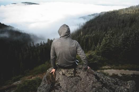Mountain Hiking Farmer #365429