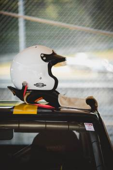 Automaton Helmet Car Free Photo