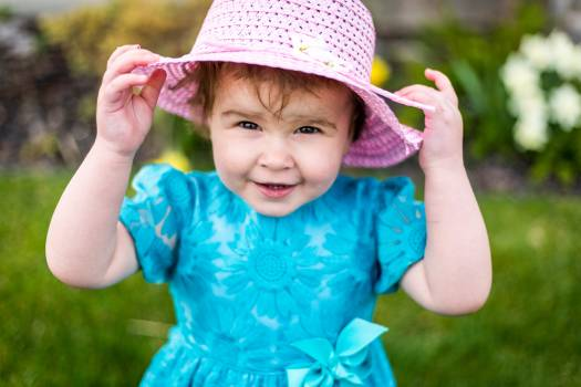 Child Childhood Hat Free Photo