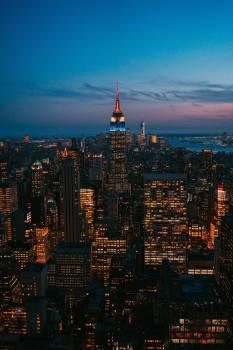 Skyscraper City Skyline #366288