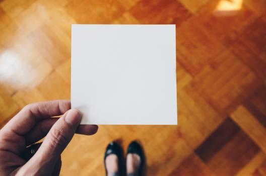 Blank Paper Empty #366603
