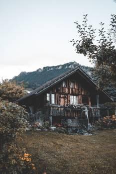 Barn Building House #366748