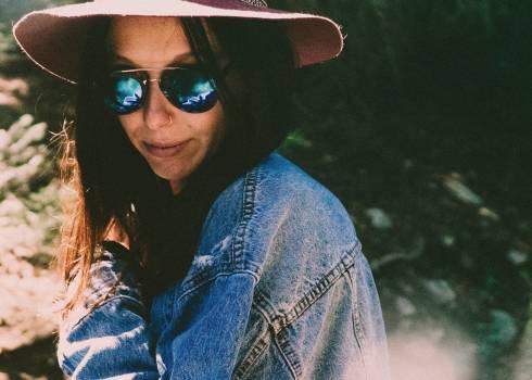 Sunglasses Spectacles Portrait Free Photo