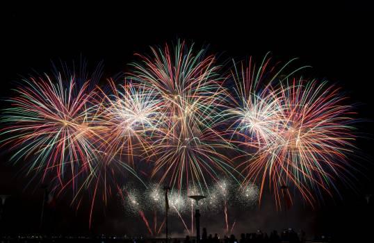 Firework Explosive Fireworks #367793
