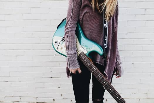 Bassoon Guitar Music Free Photo