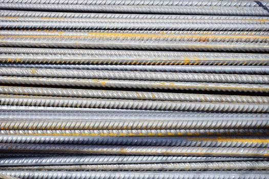 Gray Iron Steel Rods #36858
