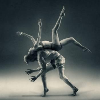 Dance Art Creation Free Photo