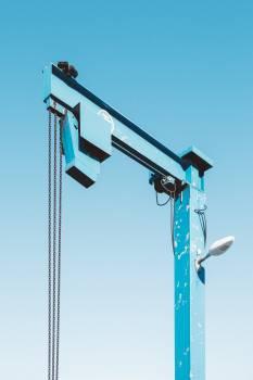 Crane Lifting device Device Free Photo