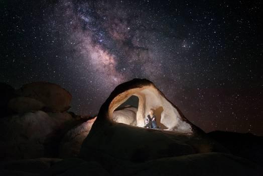 Space Star Stars Free Photo