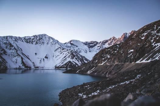 Glacier Mountain Snow #368924