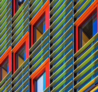 Modern Design Color #369086