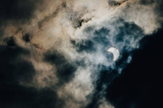 Satellite Smoke Cloud Free Photo