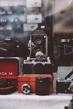 Equipment Camera Projector #370131