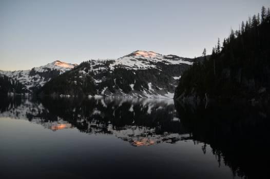 Mountain Range Mountains #370250