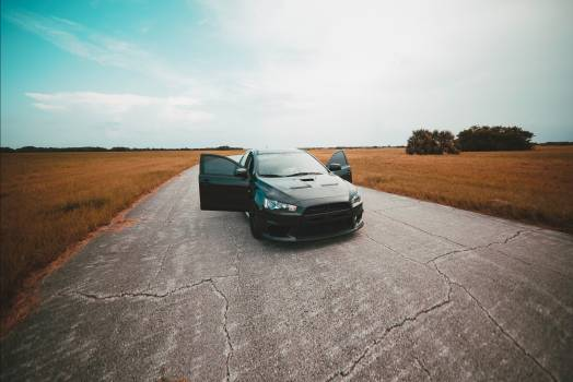Car Road Motor vehicle Free Photo