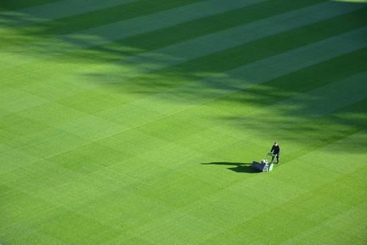 Golf Grass Course #371233