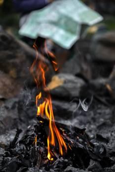 Blaze Fire Flame #371618