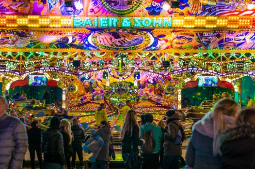 Baier and Sohn Amusement Park #37173
