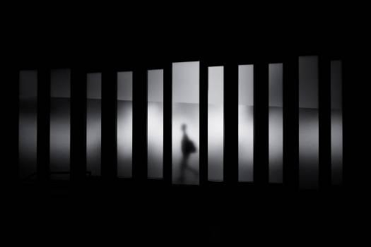 Black Graphic Film Free Photo