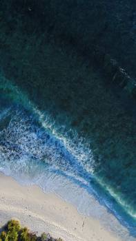 Ocean Water Texture Free Photo