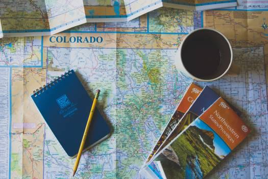 Map Representation Plan Free Photo