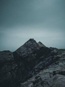 Mountain Landscape Rock #373942