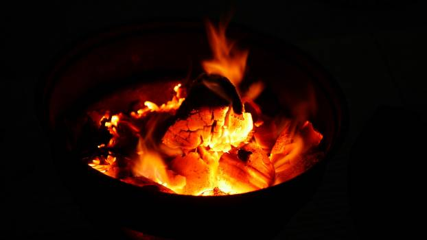 Fireplace Fire Heat #373978