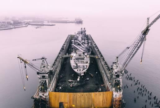 Shipping Ship Vessel Free Photo