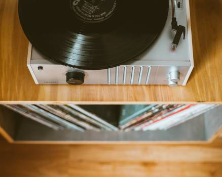 Phonograph record Disk Data #374617