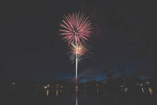 Firework Explosive Fireworks #374865