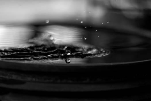Bangle Water Liquid Free Photo