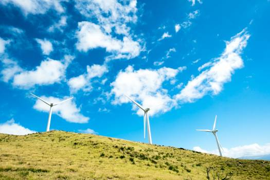 Turbine Generator Sky #376280