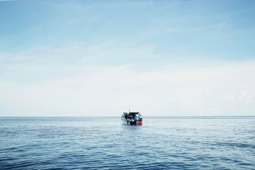 Ship Boat Sea #377755