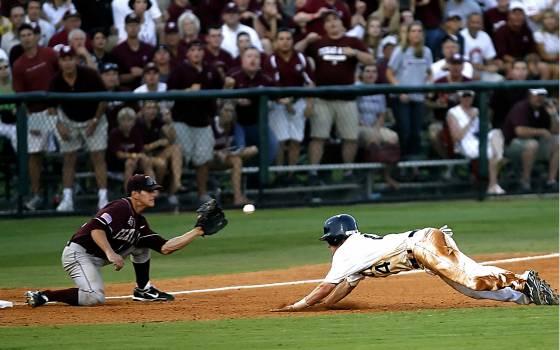 Baseball Player on Field Photo Free Photo