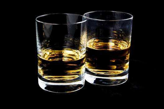 Alcohol alcoholic brandy drinking glasses #37846