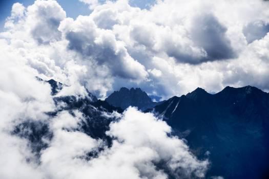Sky Atmosphere Clouds #378668