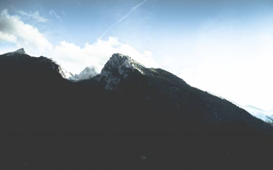 Mountain Range Alp Free Photo