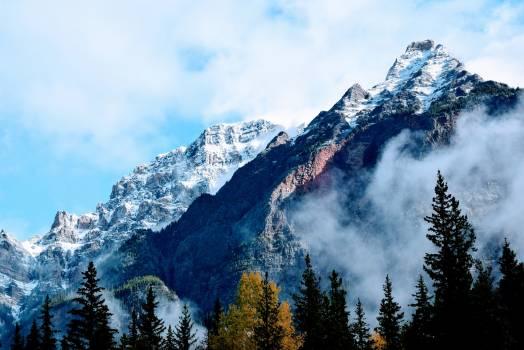 Glacier Mountain Alp #378785