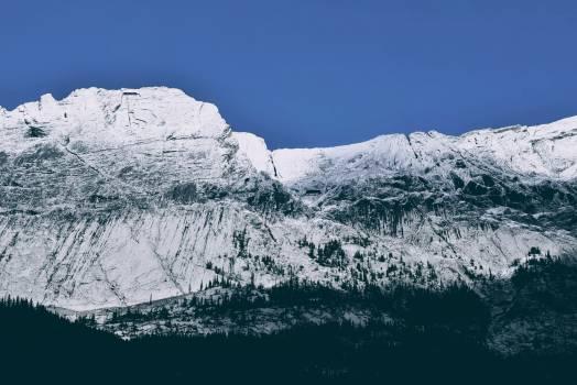 Glacier Range Mountain #378794