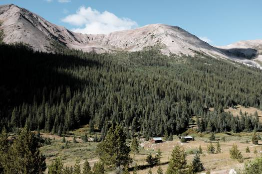 Range Mountain Landscape Free Photo