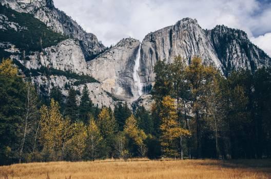 Range Mountain Landscape #378938