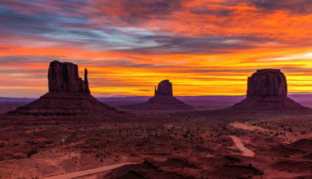 Sand Sunset Soil #378978