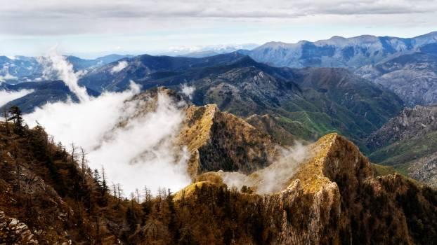 Mountain Landscape Range #379519