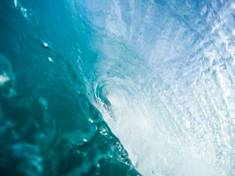Sea Waves Free Photo