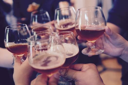 Wine Alcohol Wineglass #380448