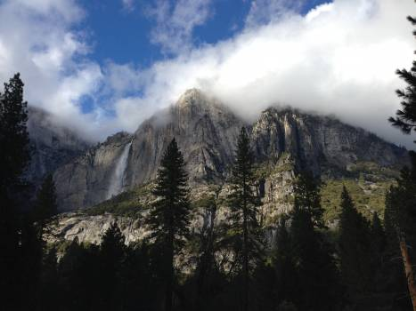 Mountain Range Landscape #380539